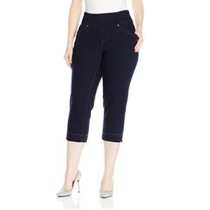 Jag Jeans Marion Pull On Crop/Capris